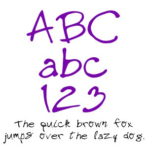 Fonts (Download) SBC Jazzed