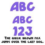 Fonts (Download) SBC Jills Place