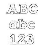 Fonts (Download) SBC Serif Block