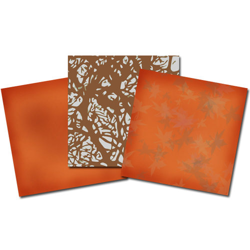 E-Kit Papers (Digital Scrapbooking) - Signs of Autumn
