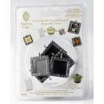 Epiphany Crafts - Shape Studio - Rhinestone Charm Settings - Square 25