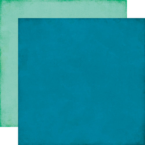 Echo Park - All About a Boy - 12 x 12 Double Sided Paper - Blue