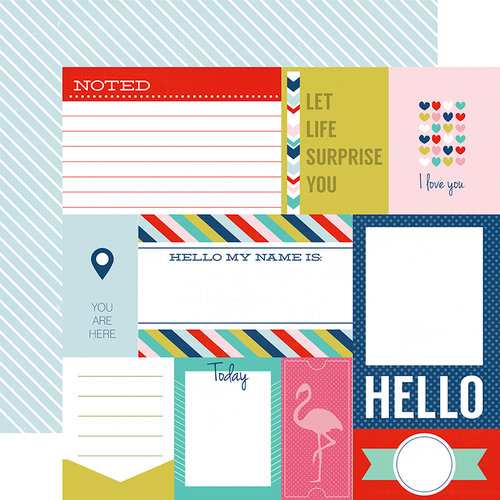 Anything Goes - Journaling Cards