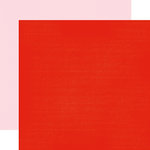 Echo Park - Anything Goes Collection - 12 x 12 Double Sided Paper - Red