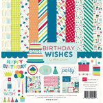 Echo Park - Birthday Collection - Boy - 12 x 12 Collection Kit