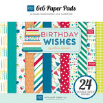 Echo Park - Birthday Collection - Boy - 6 x 6 Paper Pad