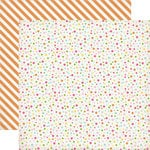 Echo Park - Birthday Collection - Girl - 12 x 12 Double Sided Paper - Birthday Dots