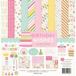 Echo Park - Birthday Collection - Girl - 12 x 12 Collection Kit