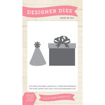 Echo Park - Birthday Collection - Girl - Designer Dies - Birthday Set