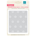 Echo Park - Birthday Collection - Girl - Embossing Folders - View Finder