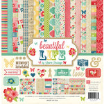 Echo Park - Beautiful Life Collection - 12 x 12 Collection Kit