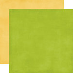 Echo Park - Beautiful Life Collection - 12 x 12 Double Sided Paper - Green