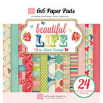Echo Park - Beautiful Life Collection - 6 x 6 Paper Pad