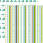 Echo Park - Bundle of Joy Collection - Boy - 12 x 12 Double Sided Paper - Pat-A-Cake