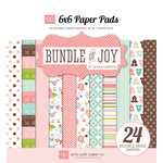 Echo Park - Bundle of Joy Collection - Girl - 6 x 6 Paper Pad