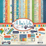 Echo Park - A Boy's Life Collection - 12 x 12 Collection Kit