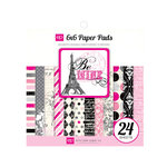 Echo Park - Be Mine Collection - 6 x 6 Paper Pad