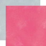 Echo Park - Creative Agenda Collection - 12 x 12 Double Sided Paper - Pink