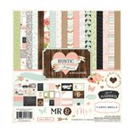 Carta Bella - Rustic Elegance Collection - 12 x 12 Collection Kit