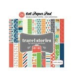 Carta Bella - Travel Stories Collection - 6 x 6 Paper Pad