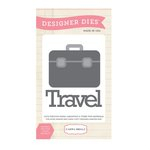 Carta Bella - Travel Stories Collection - Designer Dies - Air Travel