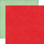 Echo Park - Christmas Cheer Collection - 12 x 12 Double Sided Paper - Red