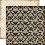 Echo Park - Chillingsworth Manor Collection - Halloween - 12 x 12 Double Sided Paper - Paper Pumpkin