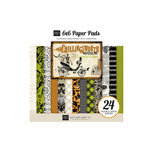 Echo Park - Chillingsworth Manor Collection - Halloween - 6 x 6 Paper Pad