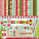Echo Park - Everybody Loves Christmas Collection - 12 x 12 Collection Kit, CLEARANCE