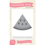 Echo Park - Summer Collection - Designer Dies - Watermelon Slice
