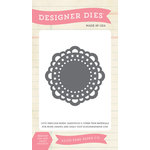 Echo Park - Everyday Collection - Designer Dies - Small Doily