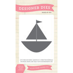 Echo Park - Summer Collection - Designer Dies - Sailboat