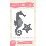 Echo Park - Summer Collection - Designer Dies - Seahorse