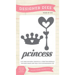Echo Park - Children Collection - Designer Dies - Princess - One