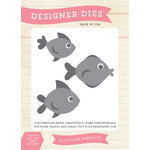 Echo Park - Summer Collection - Designer Dies - Fish Set