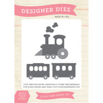 Echo Park - Children Collection - Designer Dies - Train