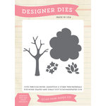 Echo Park - Spring Collection - Designer Dies - Seasonal Tree