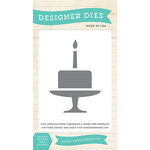 Echo Park - Designer Dies - Small - Birthday Cake