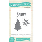 Echo Park - Christmas - Designer Dies - Small - Winter Chill