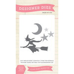 Echo Park - Fall - Designer Dies - Witch on a Broom