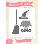 Echo Park - Fall - Halloween - Designer Dies - Bewitched