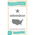 Echo Park - Designer Dies - Small - Adventure