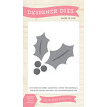 Echo Park - Christmas - Designer Dies - Holiday Holly