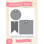 Echo Park - Christmas - Designer Dies - Holiday Tags