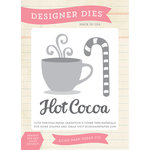 Echo Park - Christmas - Designer Dies - Hot Cocoa