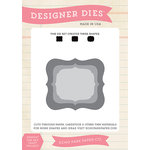 Echo Park - Designer Dies - Medium - Designer Label Set 2