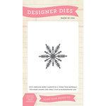 Echo Park - Winter - Designer Dies - Snowflake 3