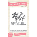 Echo Park - Winter - Designer Dies - Winter Chill