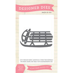 Echo Park - Winter - Designer Dies - Sledding