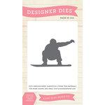 Echo Park - Winter - Designer Dies - Snowboarder